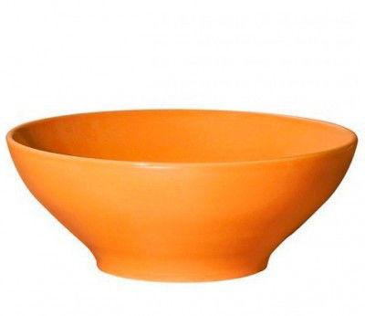 Салатник Emile Henry 19 см оранжевый 862219