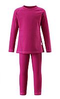 Комплект термобелья Reima шерсть (фут-ка с длинным рукавом, штани) детский. 526242