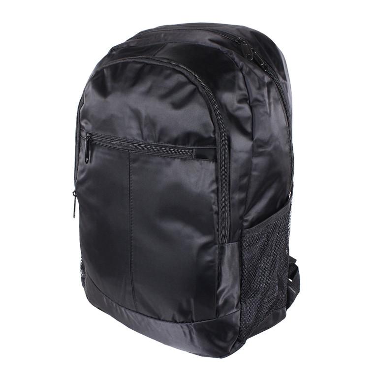 Мужской рюкзак для городских прогулок GO1-0919 Черный
