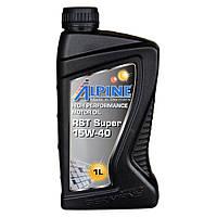 Масло моторное 15W-40 RST Super API SJ/CF-4 (A3/B4-04/E2-96) MB-229.1 1 л ALPINE, Днепр
