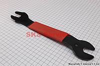 Ключ для снятия велосипедных педалей KL-9730C