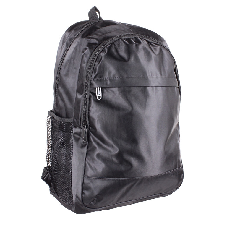 Рюкзак текстильный городской 1-0931 черный