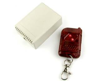 Радио Реле Беспроводное Радиореле 2 канала 315МГц кодировка PT2262 Дистанционный выключатель