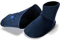 Неопреновые носки для бассейна и пляжа Konfidence Paddler, Цвет: синий,  12/24 мес (NS04-12/24m) (NS05LC)
