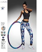 Яркие спортивные леггинсы Bas Bleu Chalice