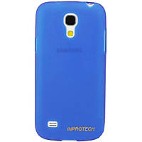 Чехол-Накладка Silicon Case для Samsung I9190, 9192, 9195 Blue