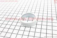 Кольцо передней вилки  1-1/8 - h10мм, белое
