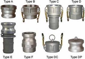 Камлоки алюминиевые БРС (CAM-Lock)