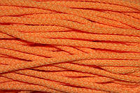 Шнур акрил 8мм (100м) св.оранжевый , фото 1