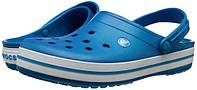 Кроксы мужские Crocs Crocband Unisex Clog размер M12 45 Оригинал США