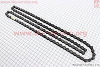 Цепь приводная 1/2х3/32х114L на 5/6/7 скоростной, черная SCH-500