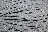 Шнур акрил 8мм (100м) серый, фото 1