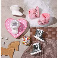 Сапожки Зимние для куклы Baby Born Zapf Creation 819449