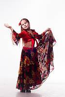 Цыганочка карнавальный костюм для девочки