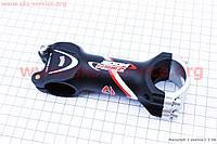 Вынос руля MTB алюминиевый 28,6x31,8х95мм, черный D298B-8