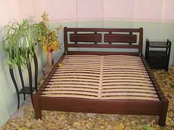 """Деревянная кровать """"Магия Дерева"""". Массив - сосна, ольха. 3"""
