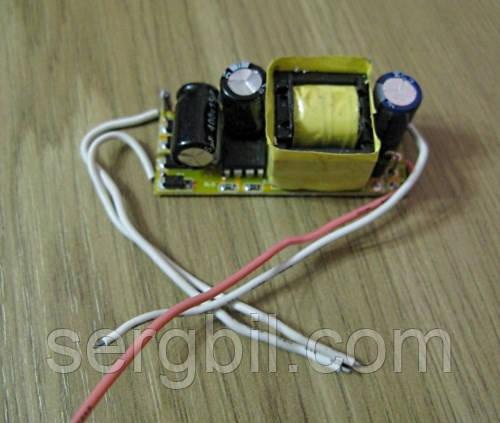 LED драйвер 13-21х1Вт 300мА 45-75В, 21Вт, харчування 90-260В