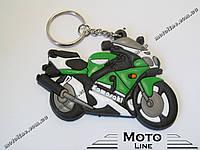 Брелок мотоцикл Kawasaki Ninja YSK003a