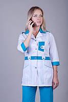Костюм медицинский женский коттон