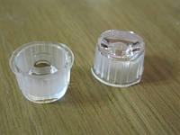 Колиматор с прозрачным корпусом литой пластик, 15 град