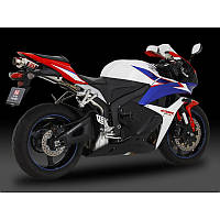 Глушитель Yoshimura EEC (Slip-On) Honda CBR600RR 09-10' GP-Force титан сининй