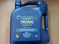Моторное масло Aral Super Tronic Longlife III 5w-30 (VW 504.00, 507.00) 5L. 20475 - производства Германии