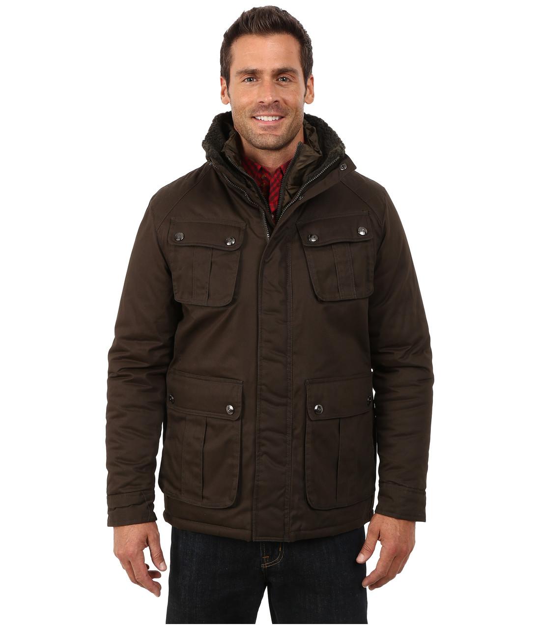Куртка Steve Madden, S, Olive, OMA050H