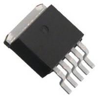 Микросхема LM2596S-ADJ TO263 - импульсн. пониж. стабилизатор