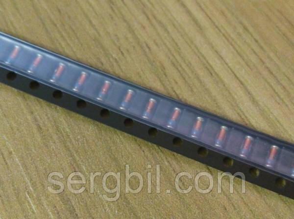 Стабилитрон  0,5Вт, smd 1206 - 12В