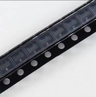 Транзистор биполярный BC857B - SOT23, p-n-p, 45В, 100мА