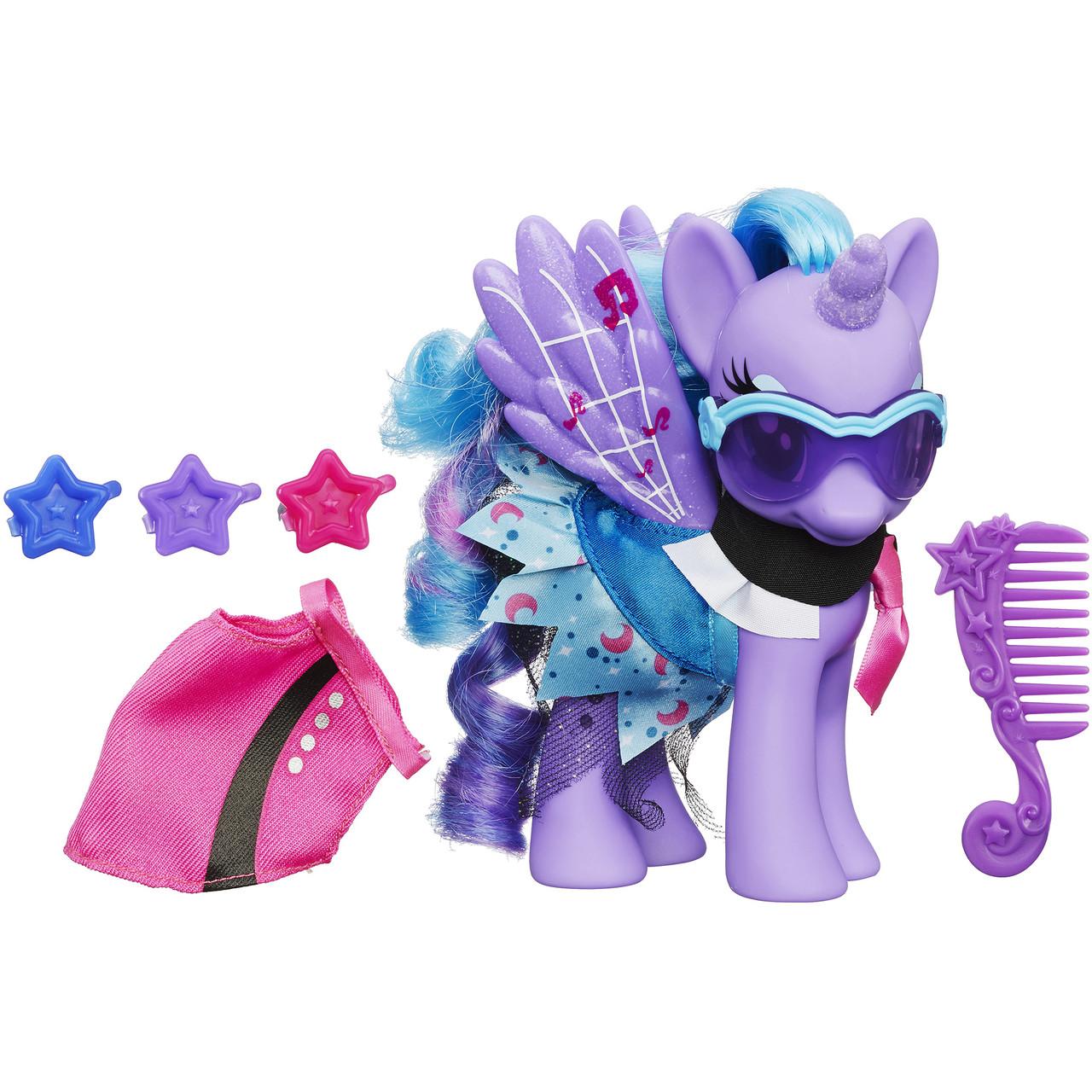 My Little Pony Принцеса Луна Модниця серія Задзеркалля (Май Литл Пони Принцесса Луна  Модница Зазеркалье)