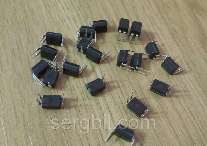 Оптрон PC817 DIP4 транзисторный