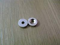 Неодимовые магниты кольцо D10x3, отверстие 3мм, N42, сила -0,7кг