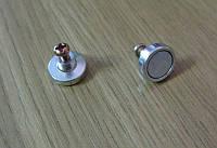 Крепеж-стойка на магните, d12мм h12мм М3