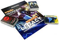 Пандемия: Наследие синяя коробка Pandemic Legacy 12+ 2-4 игроков