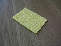 Губка для очистки паяльника,  52x37x1.0мм