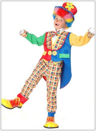 Карнавальный костюм Клоун