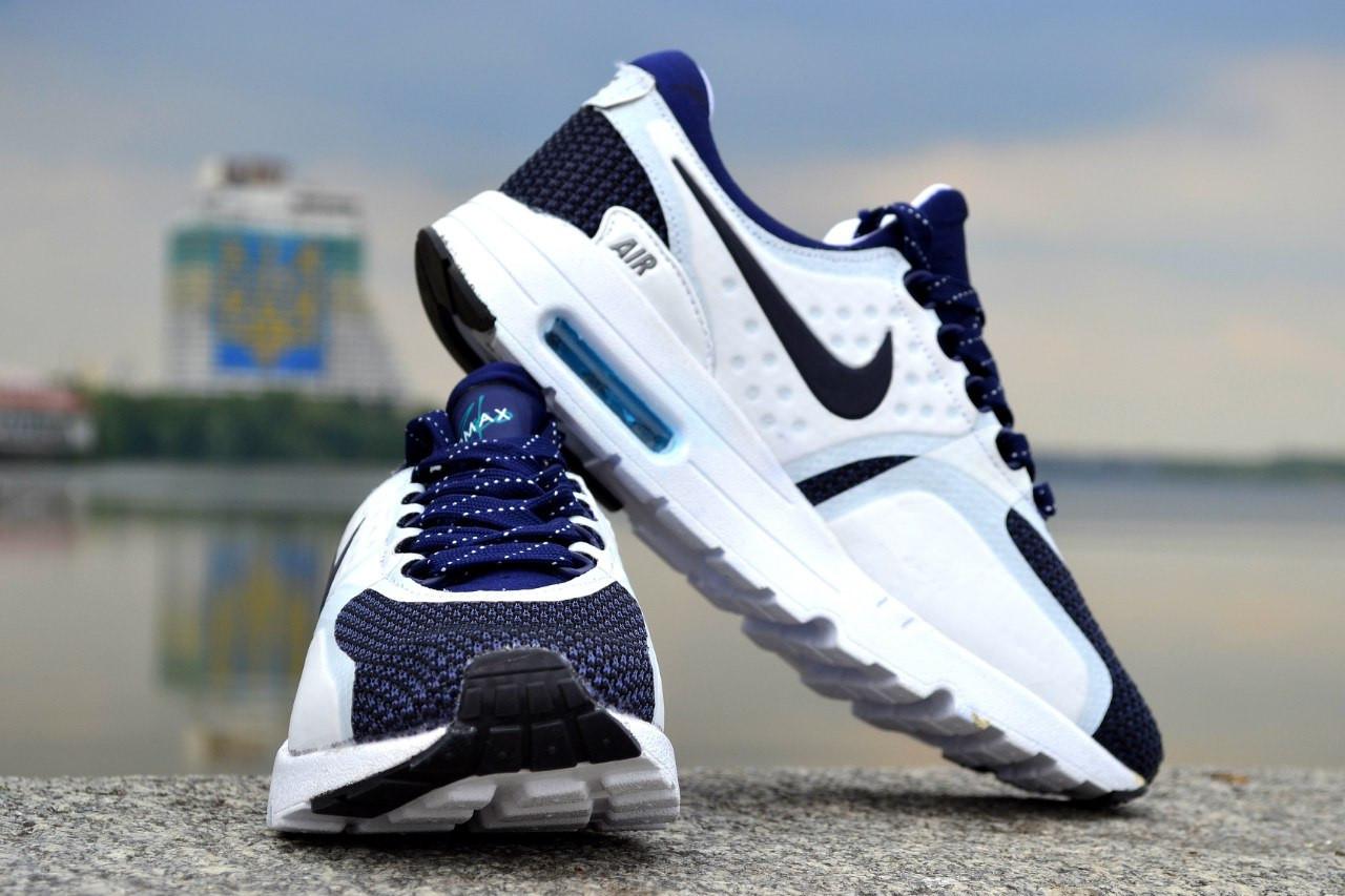 Кроссовки Nike Air Max Zero, синие, мужские