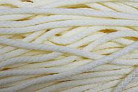 Шнур акрил 8мм (100м) молочный , фото 1