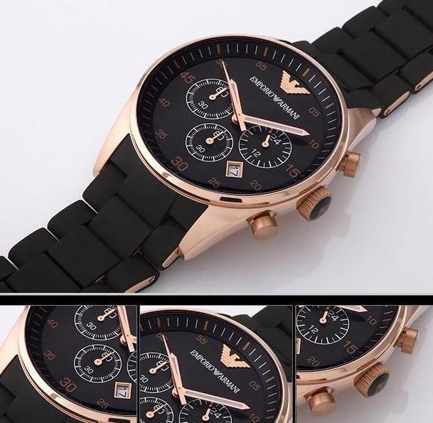 d35f7ef8 Наручные часы Emporio Armani кварц (gold - black). - Оптово-розничный  интернет
