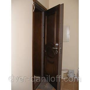 Металлические двери собственного производства, доставка, установка., фото 2