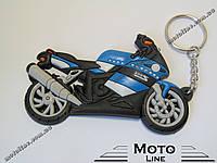 Брелок мотоцикл BMW K1200S YSK020