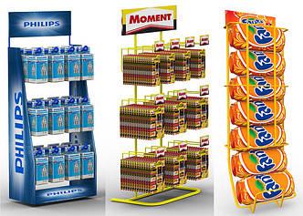 Рекламні стійки 🛒 конструкції на замовлення