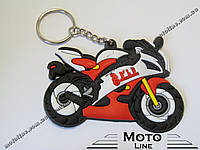 Брелок мотоцикл Yamaha R6 YSK131