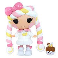 Кукла Лалалупси Маленькая Зефирка Пастила (Lalaloopsy Sugary Sweet Littles Doll- Mallow Sweet Fluff)