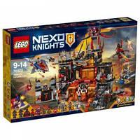 LEGO Nexo Knights ВУЛКАНИЧЕСКОЕ ЛОГОВО ДЖЕСТРО