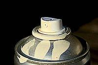 Аэрозольная  алкидная эмаль, NEW TON, RAL 1015 цвет: Слоновая кость