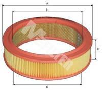 Фильтр воздушный ВАЗ 2101-2107 2108-09 (пр-во M-Filter)