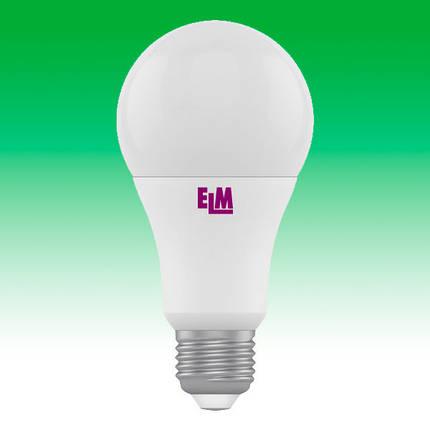 Светодиодная лампа LED 10W 4000K E27 ELM B60 (18-0007), фото 2