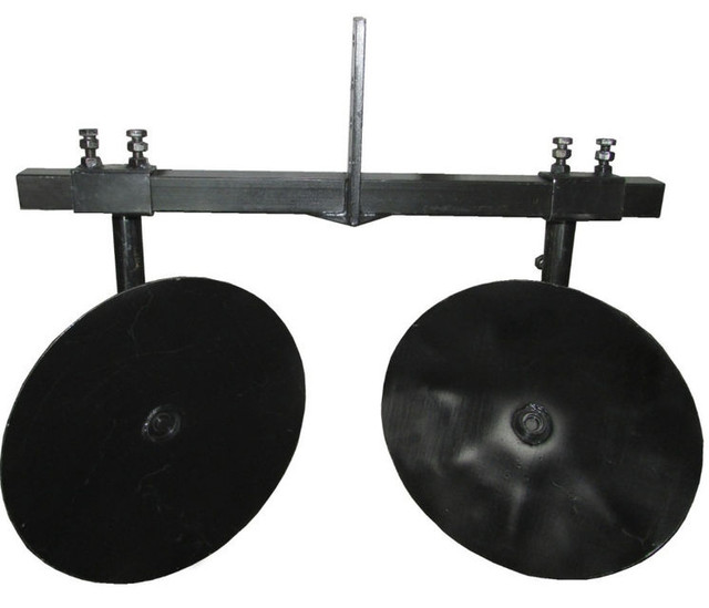 фото дискового окучника